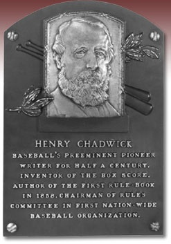 henry chadwick bill james in the hall of fame.jpg